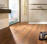 Merbau scheepsdekdelen geschikt voor badkamers en andere vochtige ruimtes